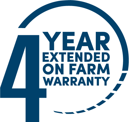 Four Year Extended On Farm Warranty