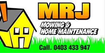 MrJ Mowing & Home Maintenace